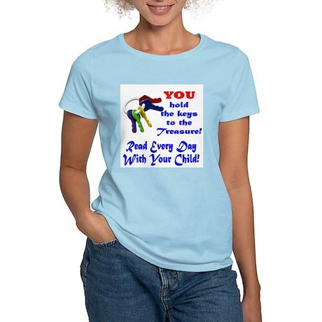 Early Literacy Women's Light T-Shirt