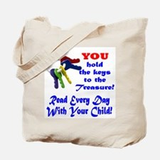 Early Literacy Tote Bag