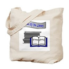 Friends of the Library Tote Bag
