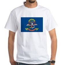 North Dakota State Flag Shirt