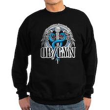 OB/GYN Caduceus Blue Sweatshirt
