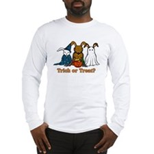Halloween Rabbits Long Sleeve T-Shirt
