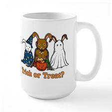 Halloween Rabbits Mug