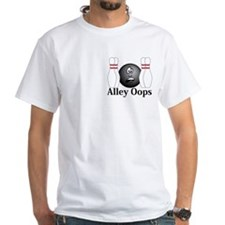 Alley Oops Logo 4 Shirt Design Front Pocke