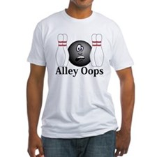 Alley Oops Logo 4 Shirt Design Front Cent