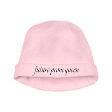 future prom queen Infant Cap