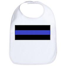Police Officer Thin Blue Line Bib