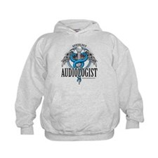 Audiologist Caduceus Hoodie