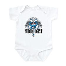 Audiologist Caduceus Infant Bodysuit