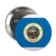 """Minnesota State Flag 2.25"""" Button (10 pack)"""