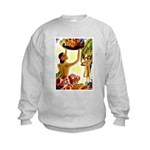 Frank Macintosh Fruit Basket Kids Sweatshirt