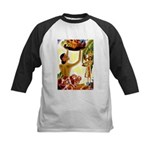 Frank Macintosh Fruit Basket Kids Baseball Jersey