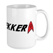 Trekker Engineering Insignia Mug