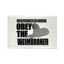 Weimaraner Rectangle Magnet
