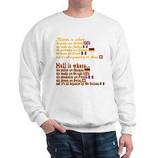 Heaven & Hell Sweatshirt