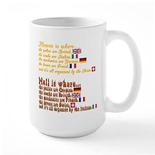 Heaven & Hell Mug