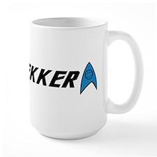 Trekker Science & Medical Insignia Mug