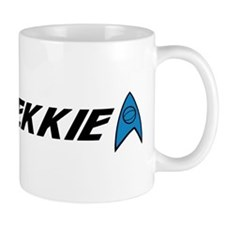 Trekkie Science & Medical Insignia Mug