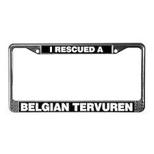 I Rescued a Belgian Tervuren