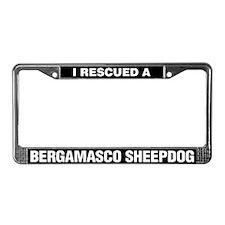 I Rescued a Bergamasco Sheepdog