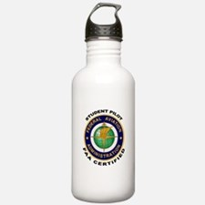 Student Pilot Water Bottle