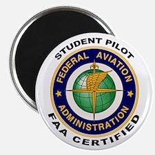 Student Pilot Magnet