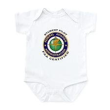 Student Pilot Infant Bodysuit