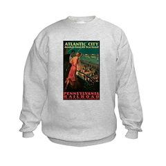 Atlantic City Pennsylvania Railroad Sweatshirt