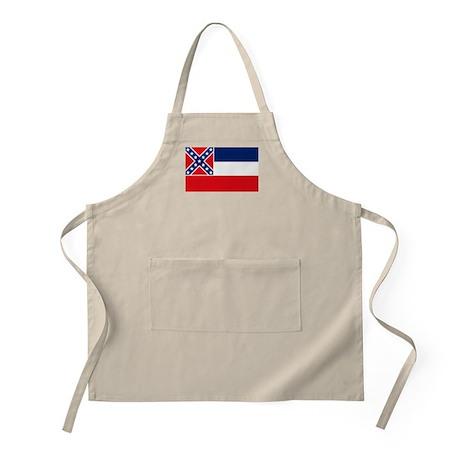 Mississippi Flag BBQ Apron