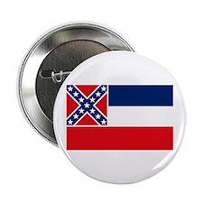 "Mississippi Flag 2.25"" Button (10 pack)"
