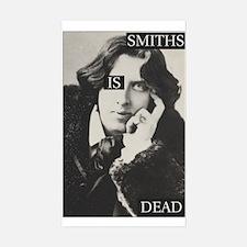 Smiths is Dead Sticker (Rectangle)