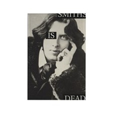 Smiths is Dead Rectangle Magnet