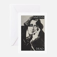 Smiths is Dead Greeting Card