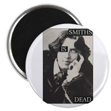 """Smiths is Dead 2.25"""" Magnet (10 pack)"""