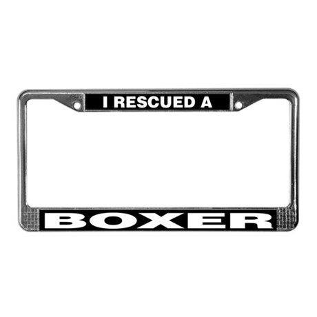 I Rescued a Boxer