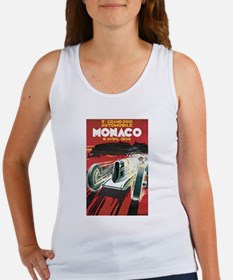 Monaco Grand Prix 1930 Women's Tank Top