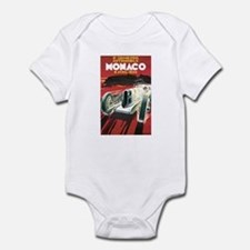 Monaco Grand Prix 1930 Infant Bodysuit