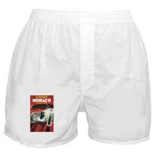 Monaco Grand Prix 1930 Boxer Shorts