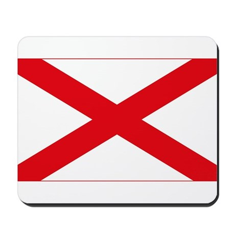Alabama Flag Mousepad