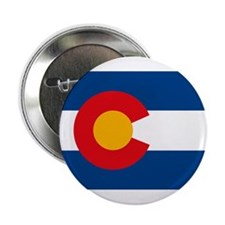 "Colorado Flag 2.25"" Button (10 pack)"