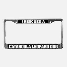I Rescued a Catahoula Leopard Dog