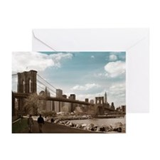 Brooklyn Bridge Greeting Cards (6)