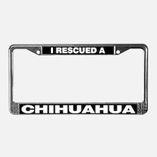I Rescued a Chihuahua
