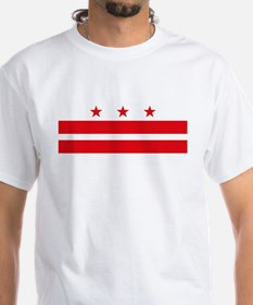 District of Columbia Flag Shirt