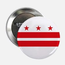 "District of Columbia Flag 2.25"" Button (10 pack)"