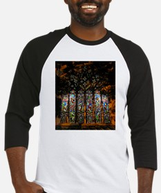 Stained Glass Window Christ ( Baseball Jersey