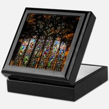 Stained Glass Window Christ ( Keepsake Box