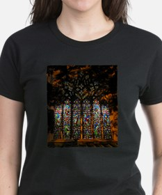 Stained Glass Window Christ ( Tee