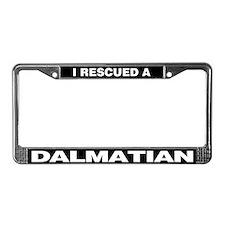 I Rescued a Dalmatian
