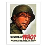 You Voted For WHO? Small Poster